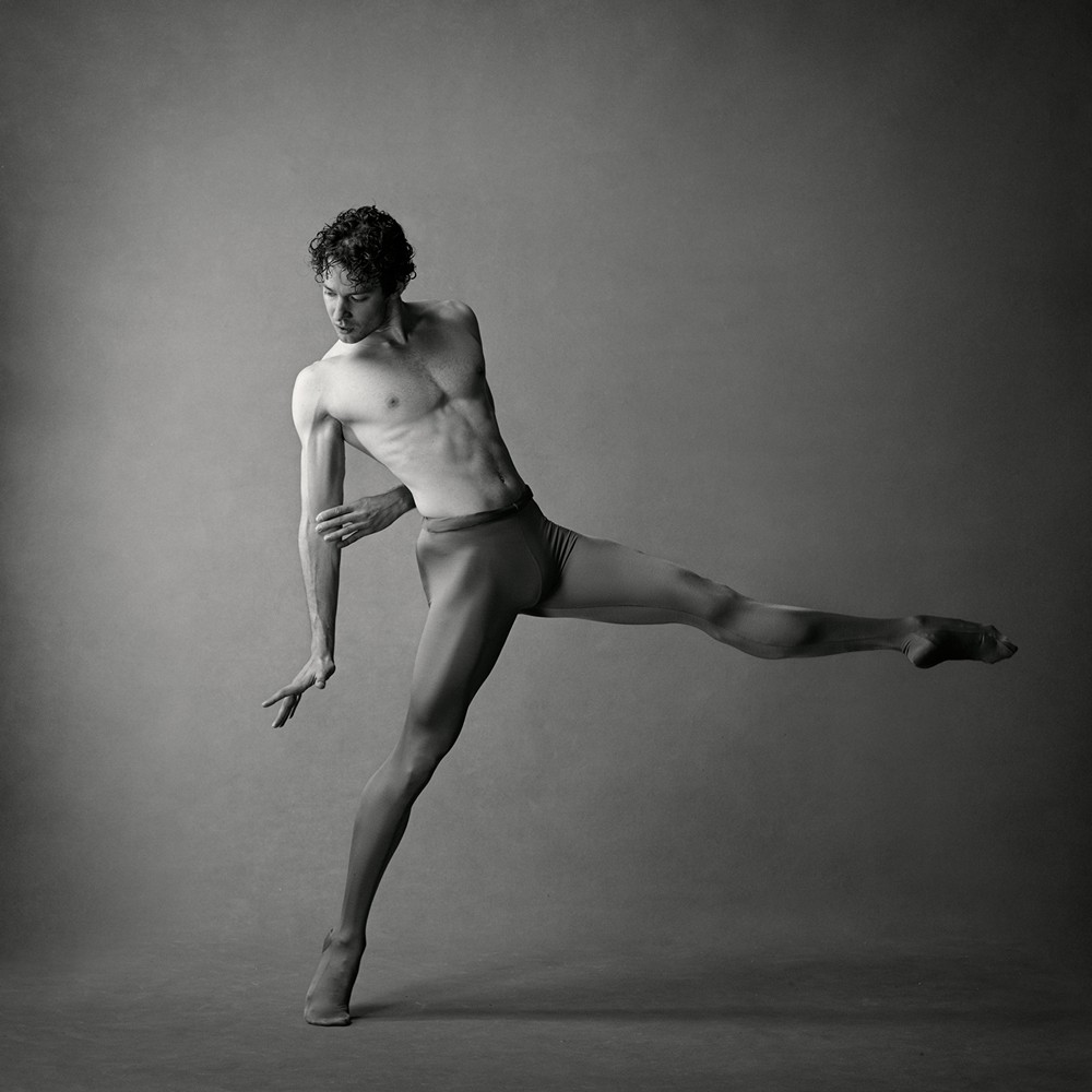 Dancer James Lyttle