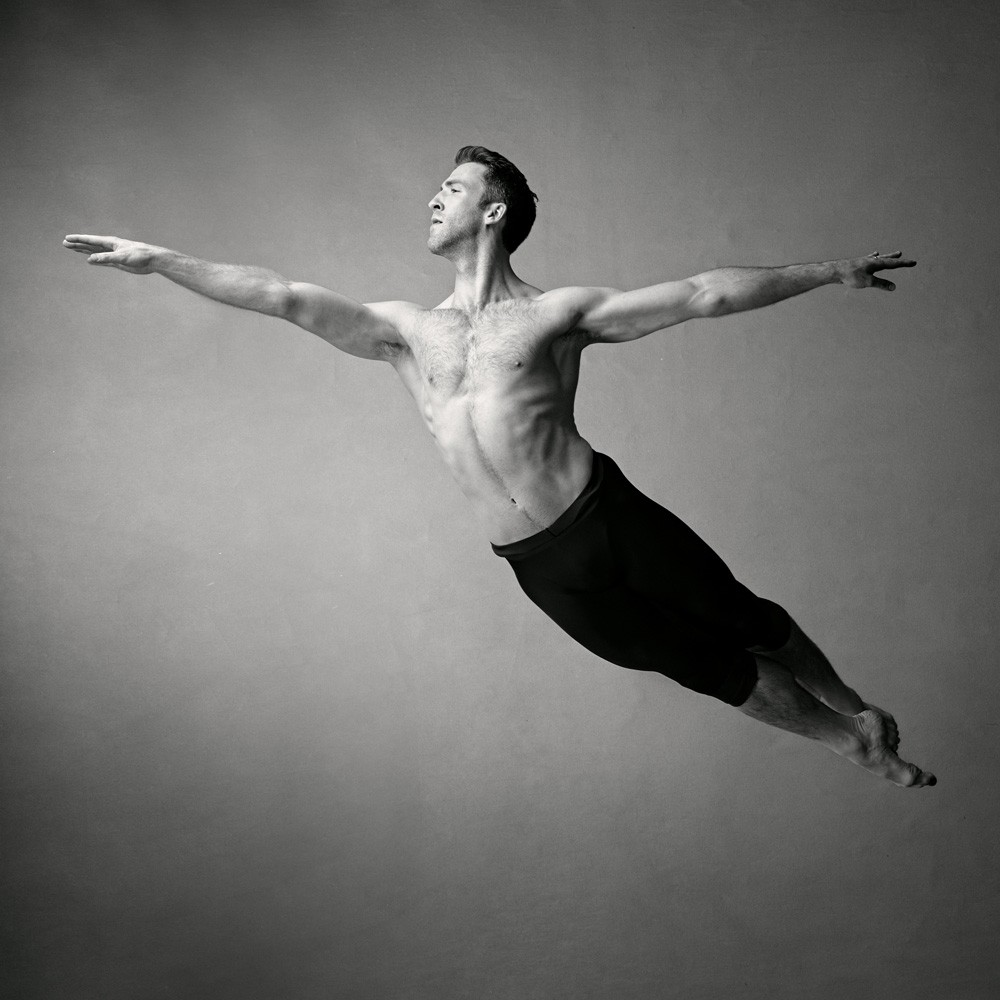 Roddy Doble, Principal dancer with Grands Ballets