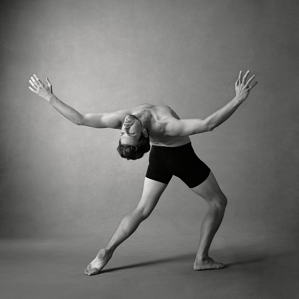 Dancer Stephen Satterfield