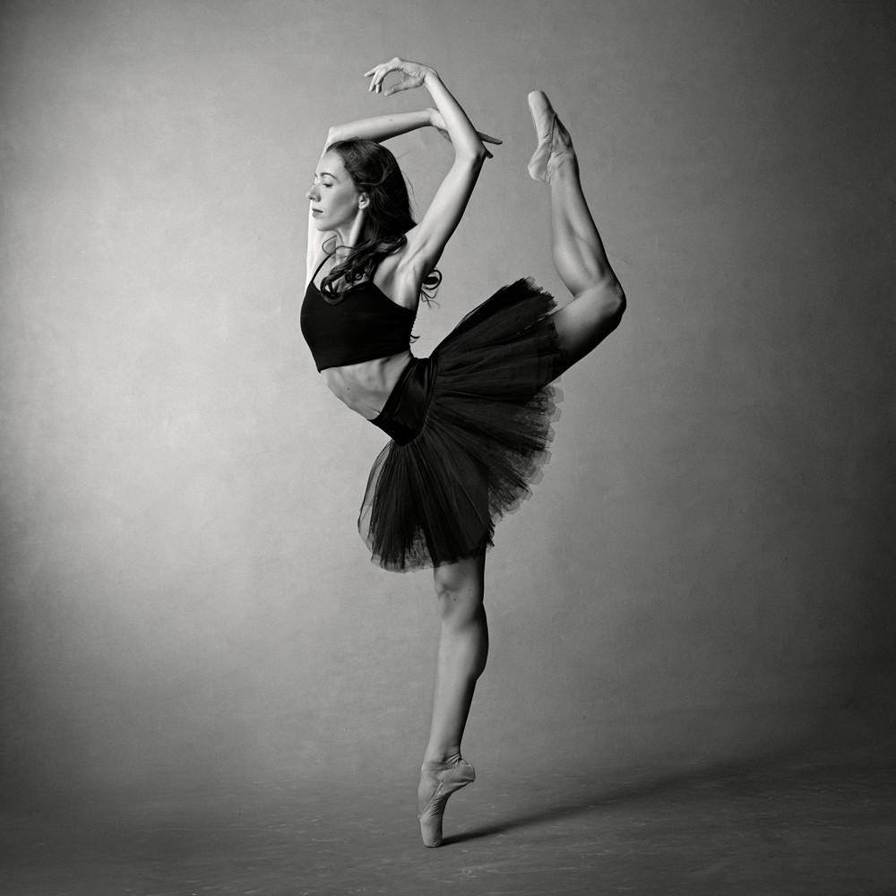 Rachele Buriassi, Principal dancer with Grands Ballets