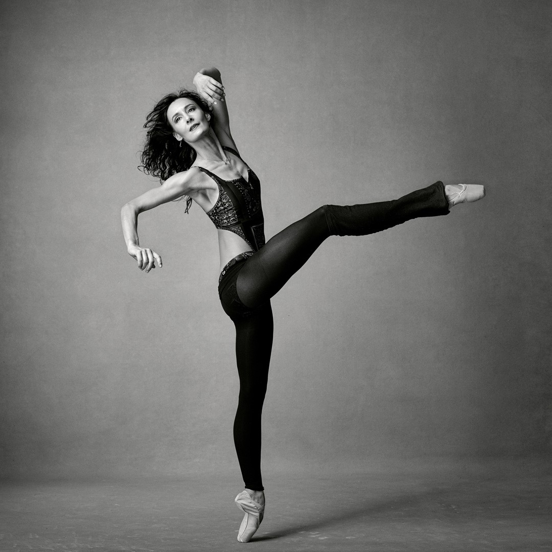 Myriam Simon, Principal dancer with les Grands Ballets