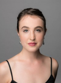 Kiara Flavin, new dancer at Les Grands Ballets