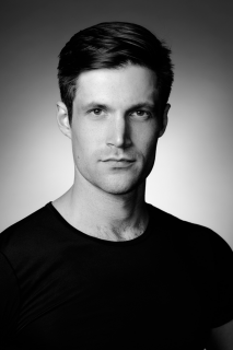 Headshot of the dancer Graeme Fuhrman