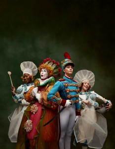 Dancers of The Nutcracker
