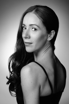 Headshot of the dancer Rachele Buriassi
