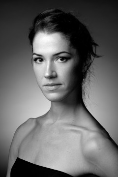 Headshot of the dancer Tetyana Martyanova