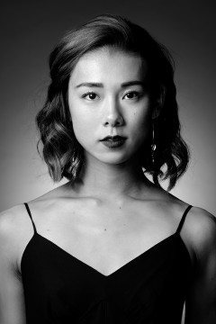 Headshot of the dancer Yui Sugawara