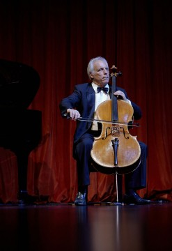 David Ellis Violoncelliste