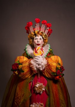 Les Grands Ballets' Nutcracker - King of Candyland Andrew Giday