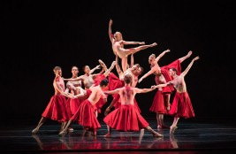 Smuin company in Annabelle Lopez Ochoa's Requiem for a Rose | Photo: Keith Sutter