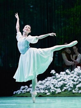 Yui Sugawara in Giselle