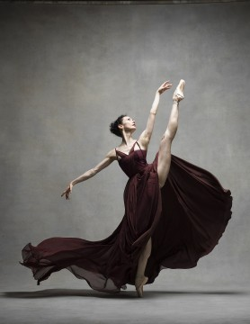 Photo dancer Liudmila Konovalova