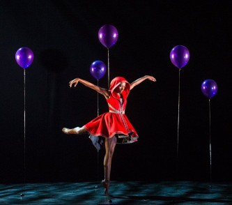 Little Red Riding Hood | Black Ballet: Cira Robinson
