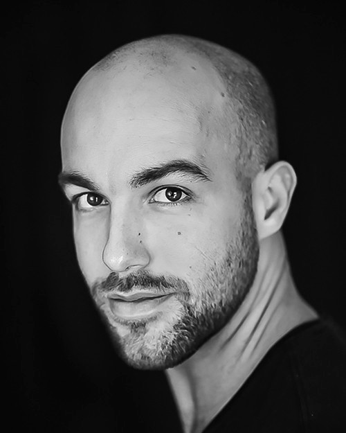 Choreographer Garrett Smith