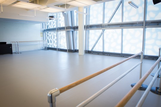 Rent Les Grands Ballets' Studios - Studio 1