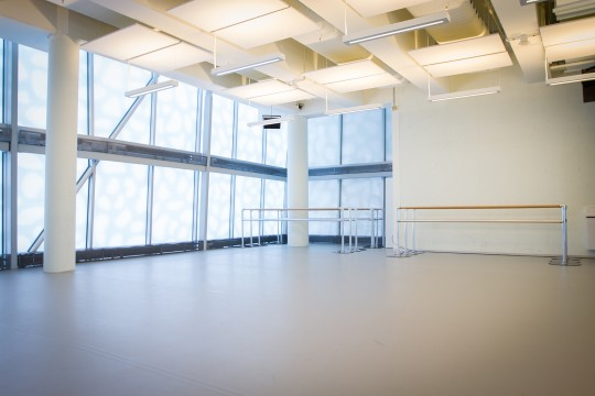 Rent Les Grands Ballets' Studios - Studio 3