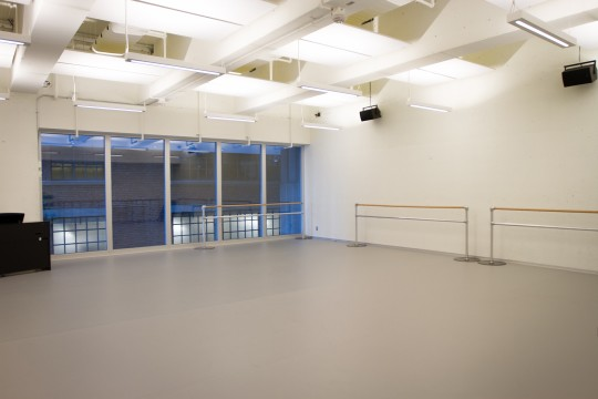 Rent Les Grands Ballets' Studios - Studio 4