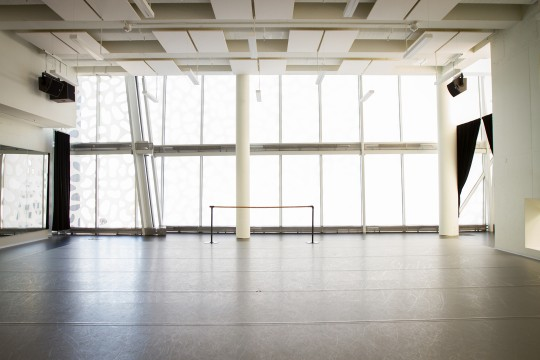 Rent Les Grands Ballets' Studios - Studio B