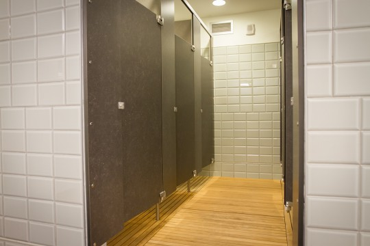 Rent Les Grands Ballets' Studios - Showers