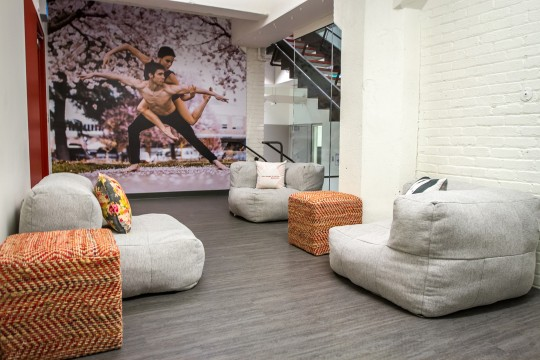 Rent Les Grands Ballets' Studios - Lounge