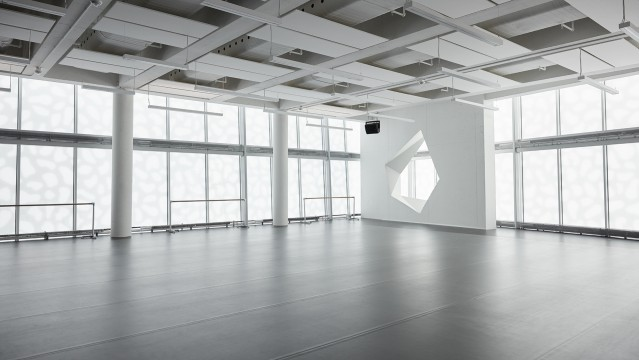 Rent Les Grands Ballets' Studios - Studio A