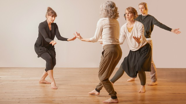 National Centre for Dance Therapy - Register now for adapted dance classes