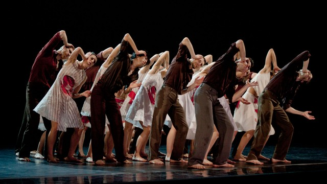 type de danse les grands ballets canadiens de montr 233 al