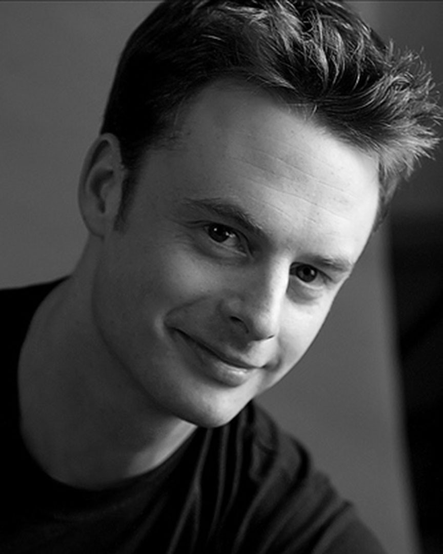 Choreographer Christopher Wheeldon
