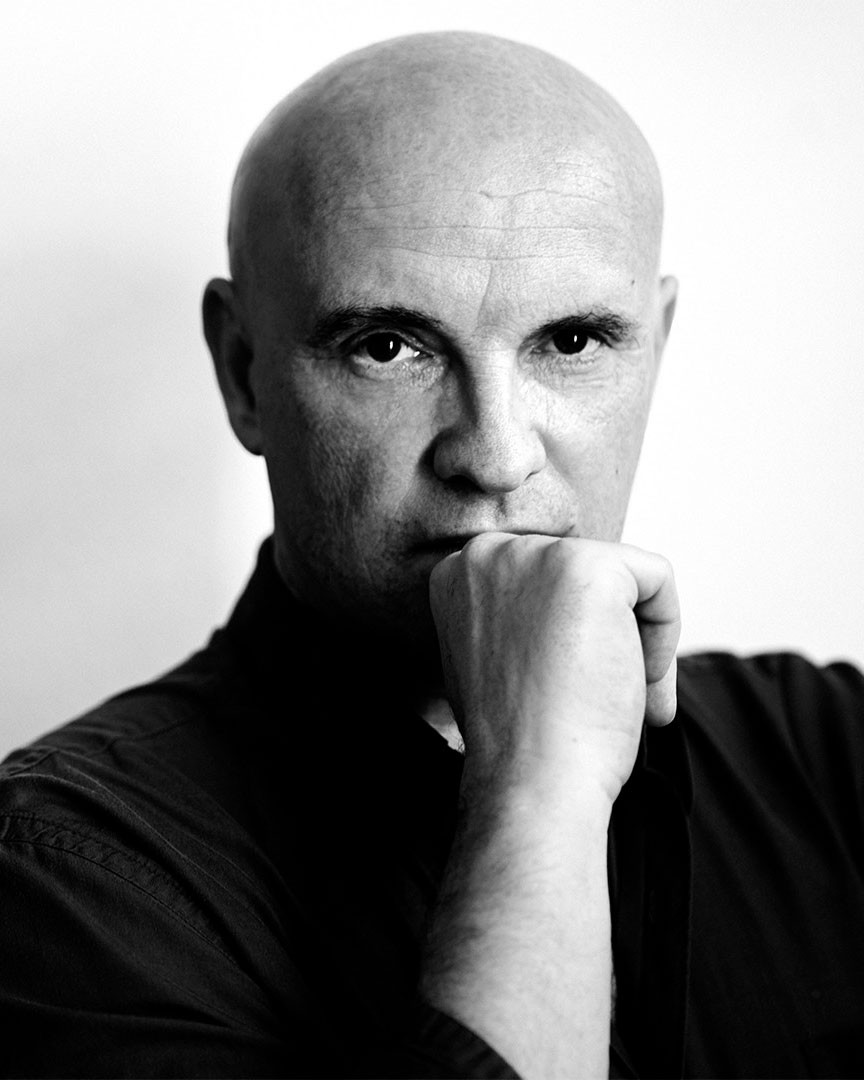 Choreographer Jean-Christophe Maillot
