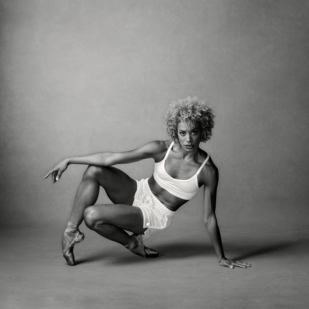 Dancer Vanesa Garcia-Ribala Montoya - Les Grands Ballets Canadiens