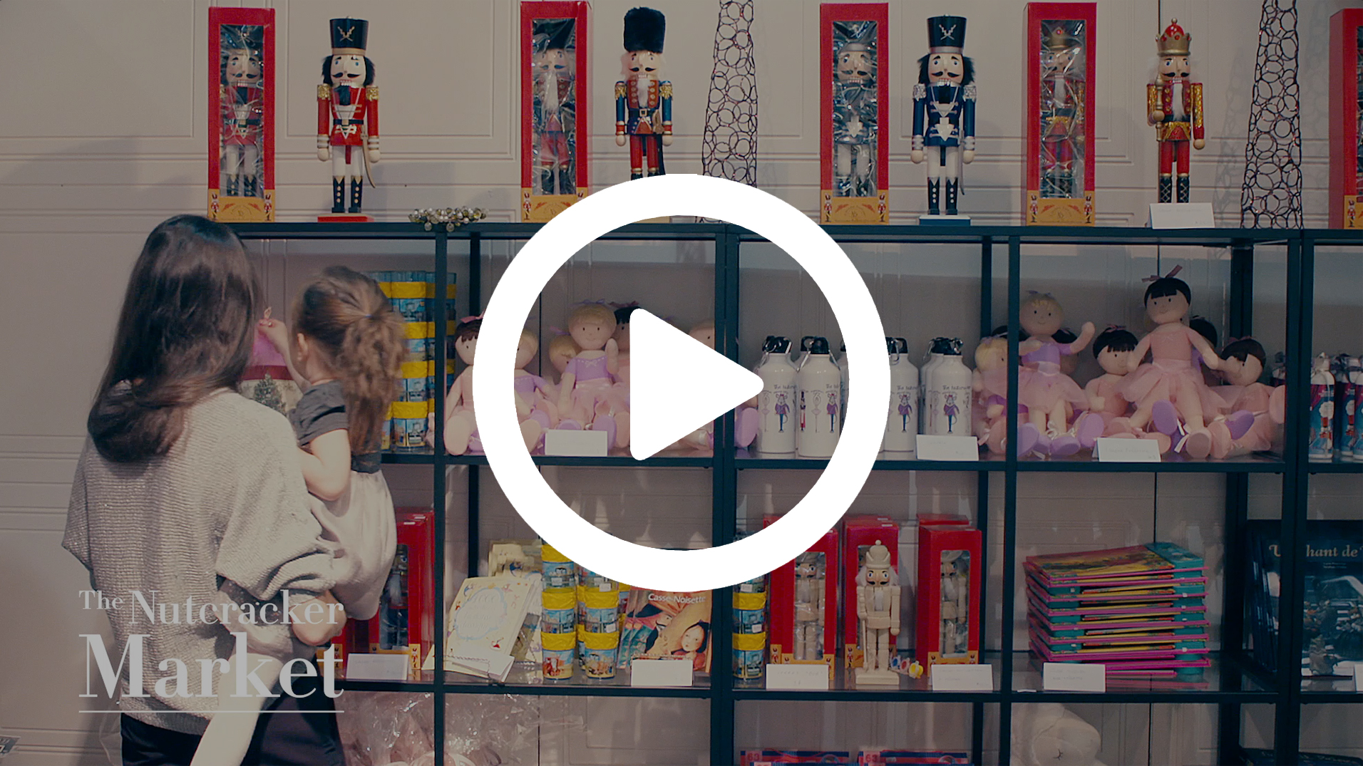 TV ad for The Nutcracker Market