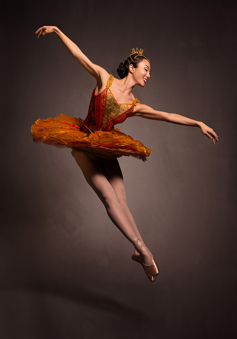 Les Grands Ballets' Nutcracker - The Sugarplum Fairy Mahomi Endoh
